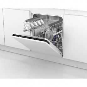 Beko Integrated Full Size Dishwasher - A Rated - 3