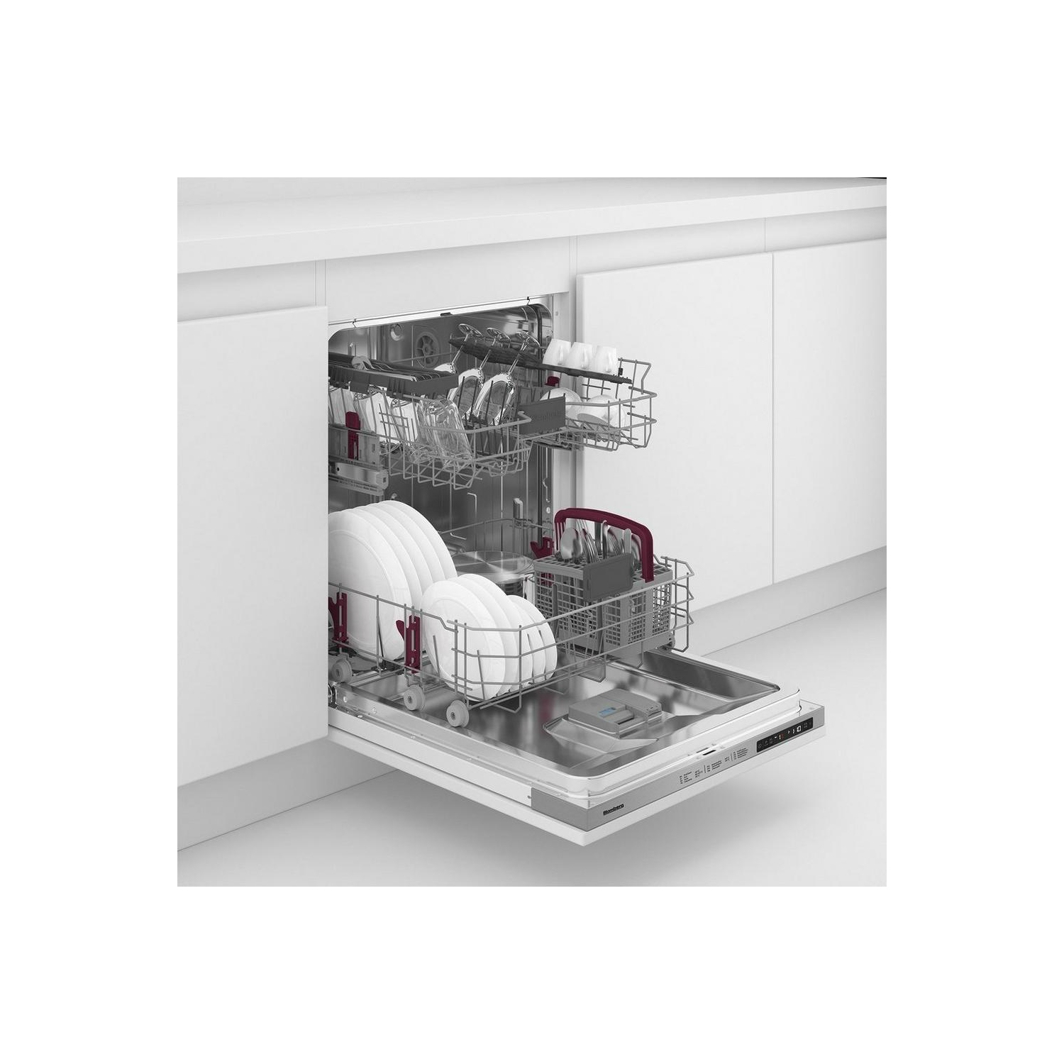 Blomberg 14 Place Settings Built In Dishwasher - A+ Rated - 4