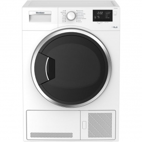 Blomberg 10kg Condenser Tumble Dryer - White - B Rated - 0