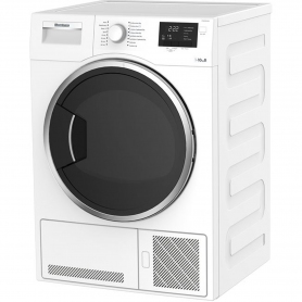 Blomberg 10kg Condenser Tumble Dryer - White - B Rated - 4