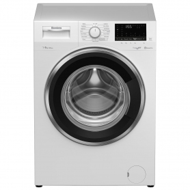 Blomberg 9kg 1400 Spin Washing Machine with RapidJet technology - White