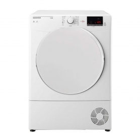 Hoover 10kg Condenser Tumble Dryer - White - B Rated