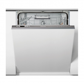 Hotpoint HIC3B19UK Integrated Full Size Dishwasher - 13 Place Settings