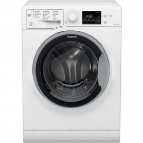 Hotpoint 8kg/6kg 1400 Spin Washer Dryer - White - A Rated