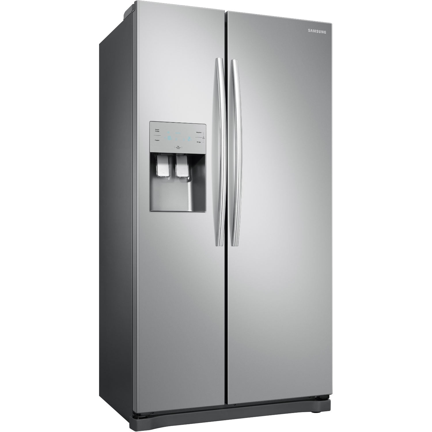 Samsung American Style Fridge Freezer - Stainless Steel Effect - A+ Rated - 3