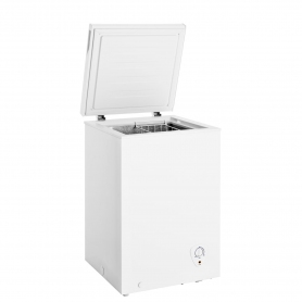 Fridgemaster 55cm 95 Litre Chest Freezer - White - A+ Rated - 10