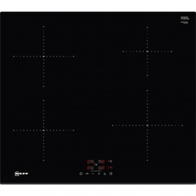 Neff T36FB41X0G 60cm Induction Hob - Black