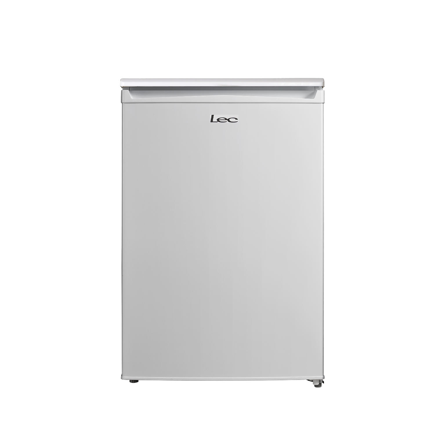 Lec 55cm Undercounter Larder Fridge - White - A+ Rated - 2