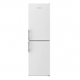 Blomberg 54cm Fridge Freezer - White - Frost Free