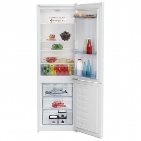 Beko CCFM3571W 54cm Fridge Freezer - White - Frost Free - 2
