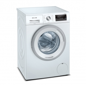 Siemens extraKlasse WM14N191GB 7kg 1400 Spin Washing Machine with EcoSilence Drive - White