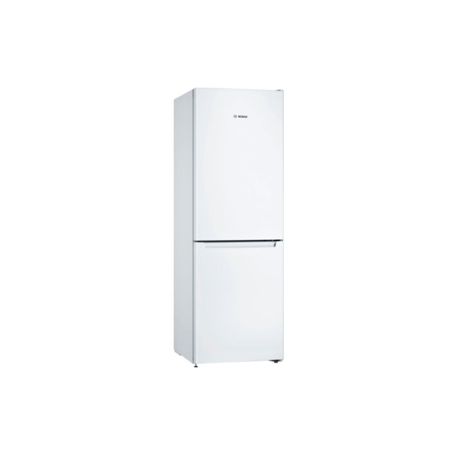 Bosch Frost Free Fridge Freezer - White - A++ Energy Rated - 1