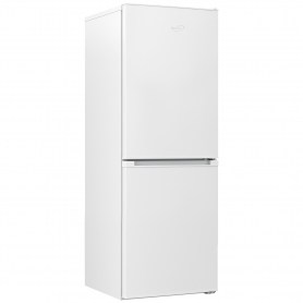 Zenith ZCS3552W 54.0cm Fridge Freezer - White - Static - 1