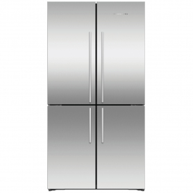 Fisher & Paykel Frost Free Multi Door Fridge Freezer - Stainless Steel - A+ Energy Rated