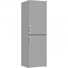 Blomberg Frost Free Fridge Freezer - Stainless Steel - A+ Energy Rated