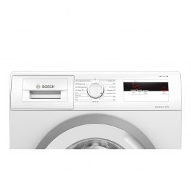 Bosch 7kg 1400 Spin Washing Machine - White - A+++ Rated - 3