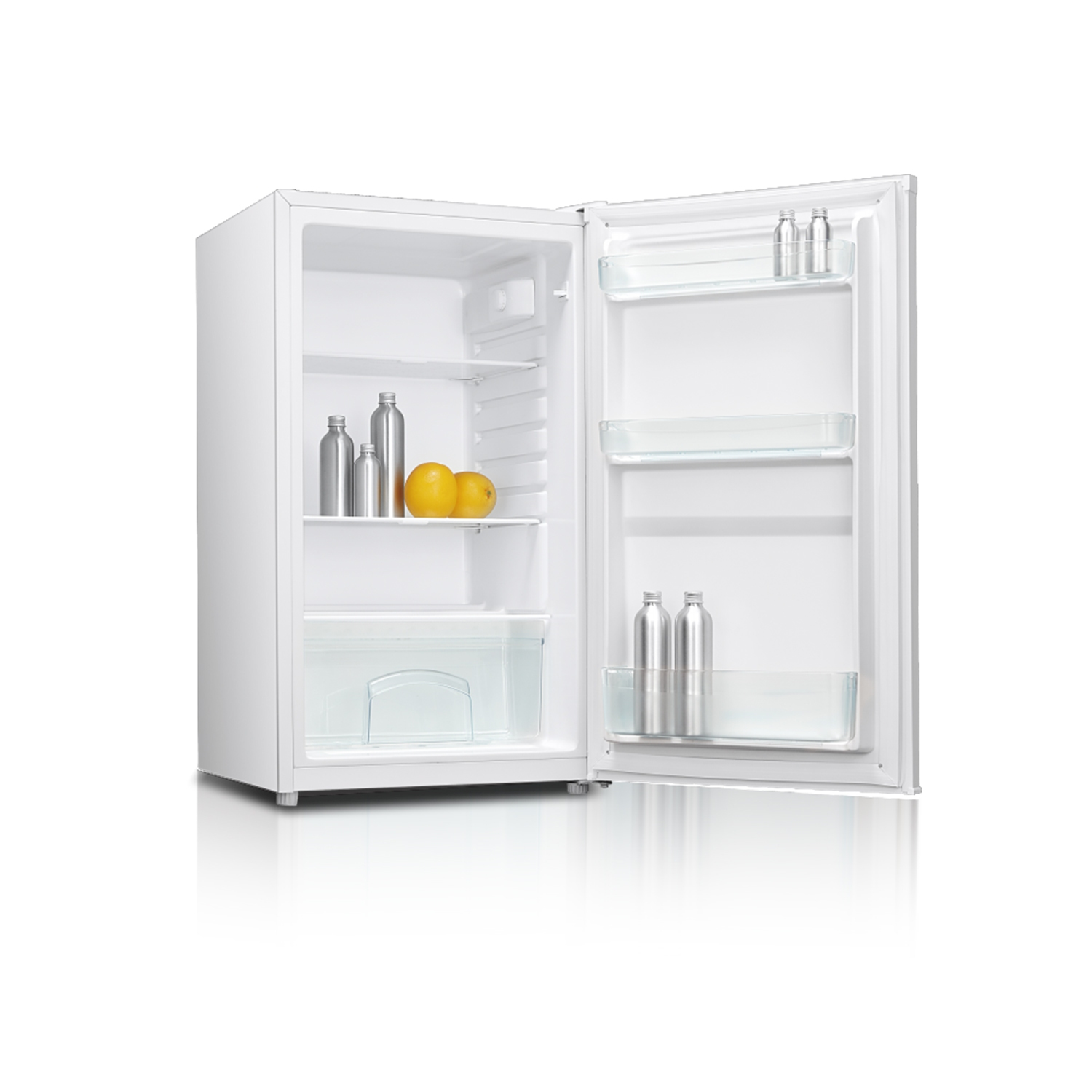 Haden Undercounter Larder Fridge - White - A+ Energy Rated - 0