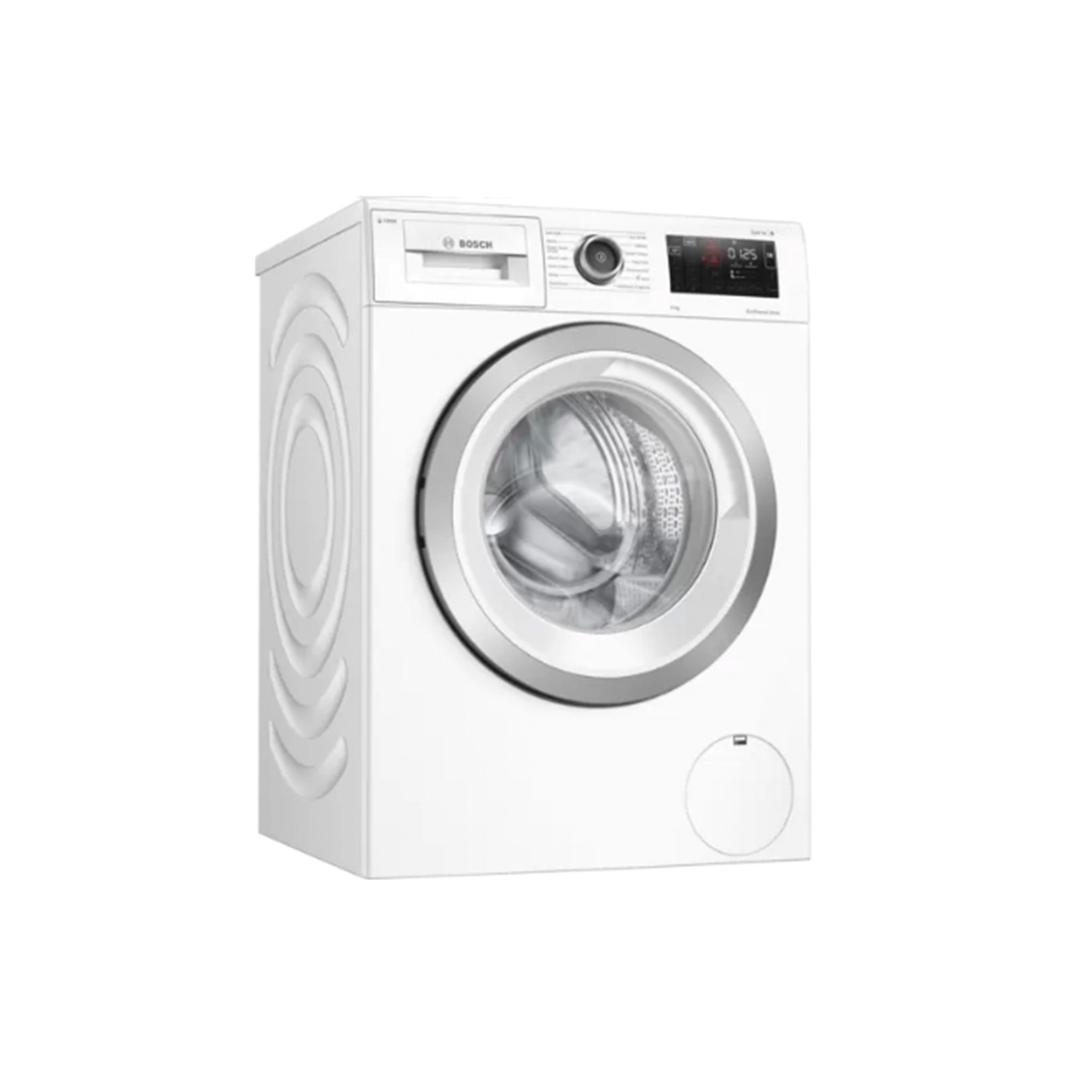 Bosch WAU28PH9GB 9kg 1400 Spin Washing Machine with EcoSilence Drive - White - 0