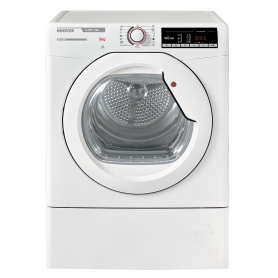 Hoover 9kg Vented Tumble Dryer - White - C Energy Rated