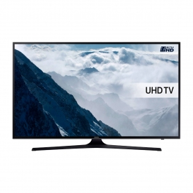 "Samsung 40"" 4K UHD LED TV - 4"
