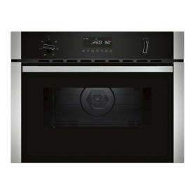 Neff 44 Litre Combination Microwave - Stainless Steel