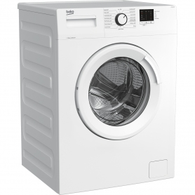 Beko 6kg 1200 Spin Washing Machine - White - A+++ Energy Rated - 1