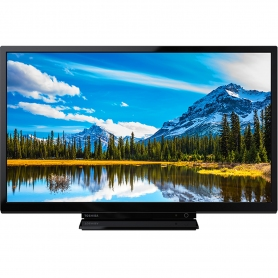"Toshiba 24"" HD Ready Smart WLAN TV - A+ Rated"