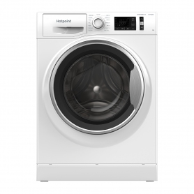 Hotpoint NM11945WSAUKN 9kg 1400 Spin Washing Machine with ActiveCare technology - White