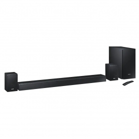 Samsung Sound Bar - Cinematic 7.1.4 wireless sound bar with Dolby Atmos