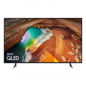 "Samsung 43 "" QLED SMART TV - Black - A Energy Rated - 0"