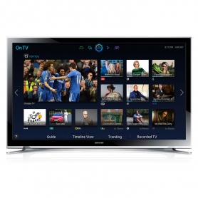 "Samsung 22"" Full HD LED SMART TV - 0"
