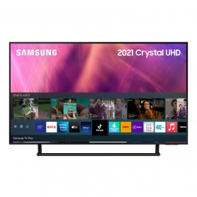 "Samsung UE43AU9000KXXU 43"" 4K UHD HDR Smart TV Dynamic Crystal Colour with Motion Xcelerator Turbo and Object Tracking S"