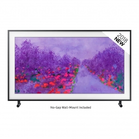 "Samsung 43"" FRAME Smart 4K Ultra HD TV with HDR - A Rated"
