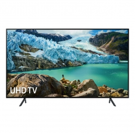 "Samsung 75 "" 4K UHD SMART TV - Black - A+ Energy Rated"