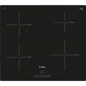 Bosch 60cm Induction Hob - Black