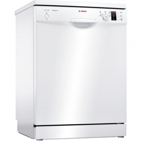 Bosch Full Size Dishwasher - White - A++ Rated