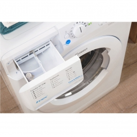 Indesit 9kg 1400 Spin Washing Machine - 4
