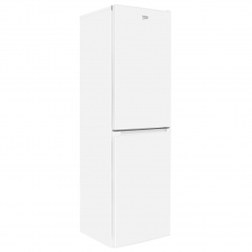 Beko 55cm Frost Free Fridge Freezer - White - A+ Rated - 4
