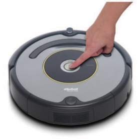 iRobot Roomba 615 Vacuum Cleaning Robot