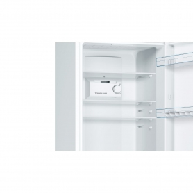 Bosch 60cm Frost Free Fridge Freezer - White - A++ Rated - 6