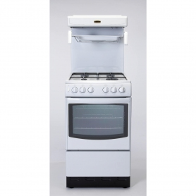 New World 50cm Gas Cooker with High Level Grill