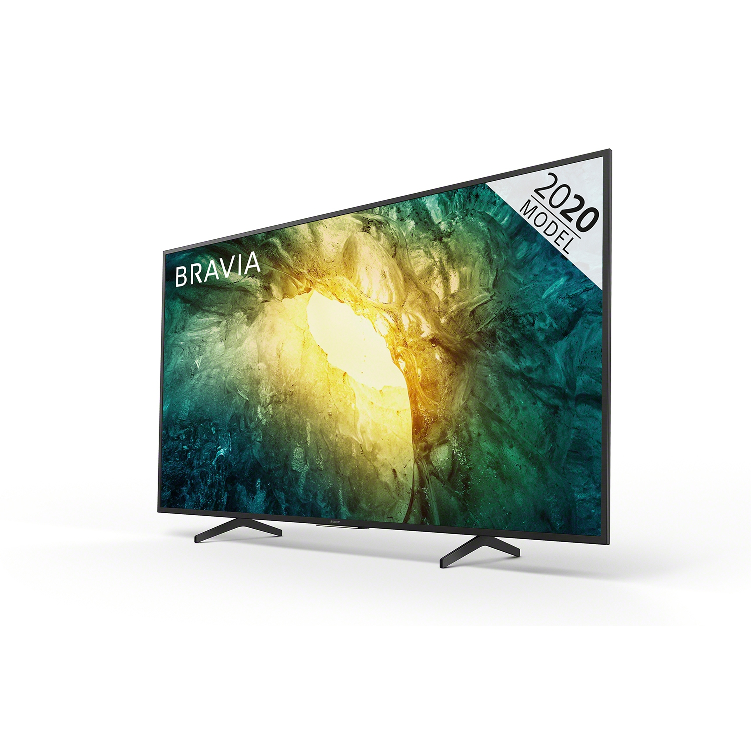 "Sony KD43X7052PB 43"" 4K UHD Smart TV - A Energy Rated - 0"