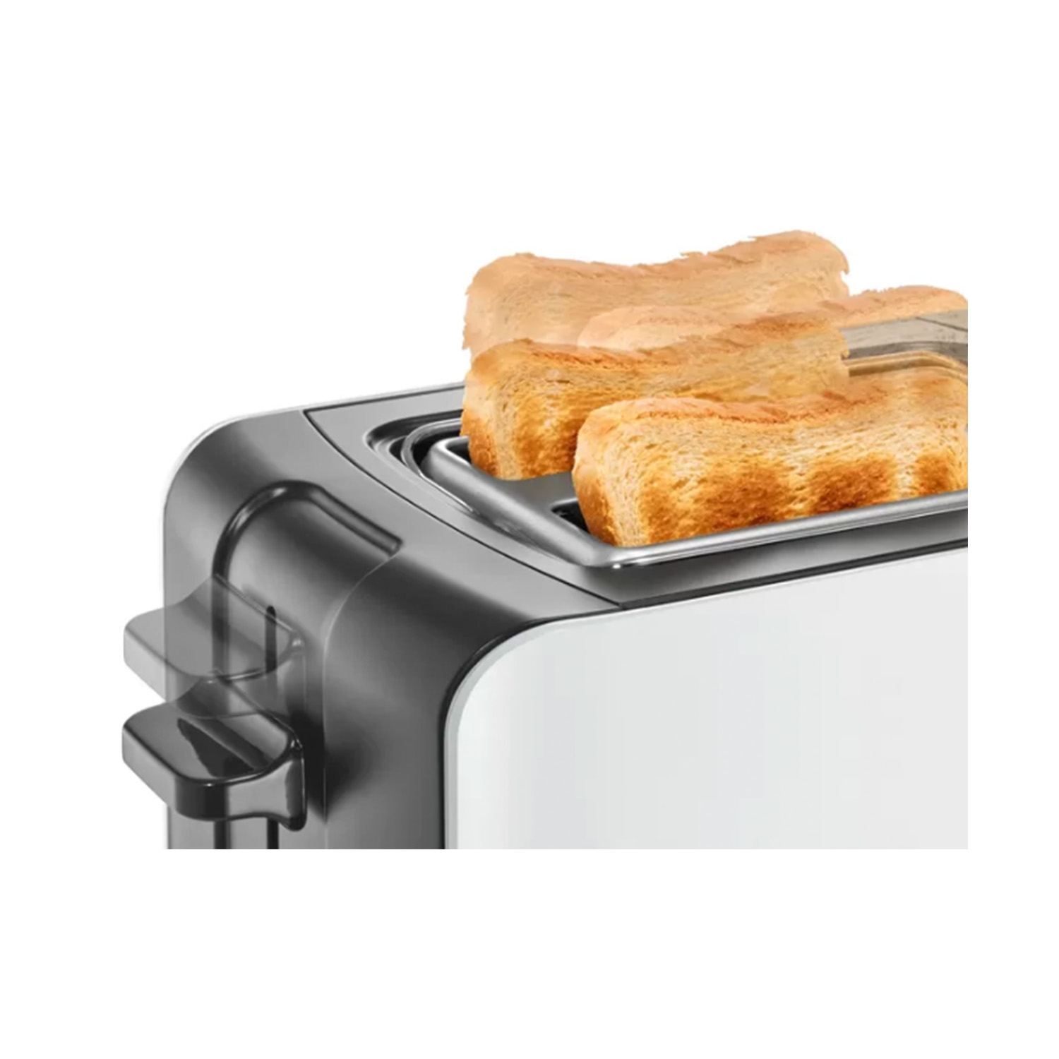 Bosch 2 Slice Toaster - White - 5