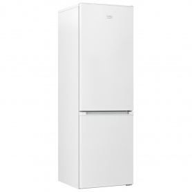 Beko CCFM3571W 54cm Fridge Freezer - White - Frost Free - 1