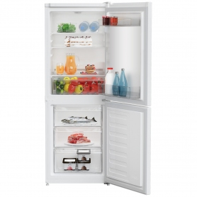 Zenith ZCS3552W 54.0cm Fridge Freezer - White - Static - 2