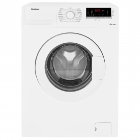 Blomberg 6kg 1200 Spin Washing Machine with Fast Full Load - White