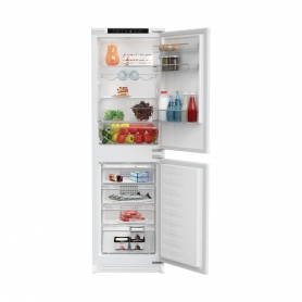 Blomberg KNM4563EI 54.0cm Integrated Fridge Freezer - Frost Free - 0