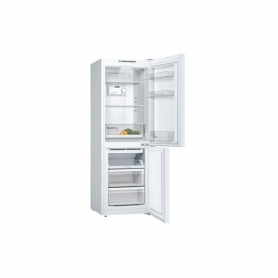 Bosch KGN33NWEAG Frost Free Fridge Freezer - White