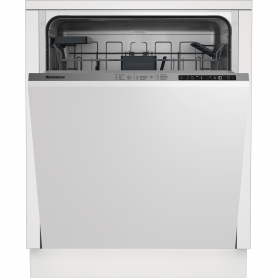 Blomberg Integrated Dishwasher - Stainless Steel - 14 Place Settings