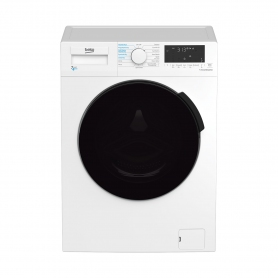 Beko WDL742441W 7kg/4kg 1200 Spin Washer Dryer - White